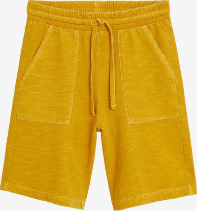 MANGO KIDS Shorts in senf, Produktansicht