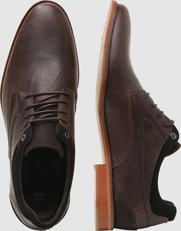 Bull Boxer Low Shoes In Discreet Used Optic