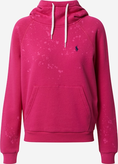 POLO RALPH LAUREN Mikina 'FNLNK SHK HD-LONG SLEEVE-KNIT' - pink, Produkt