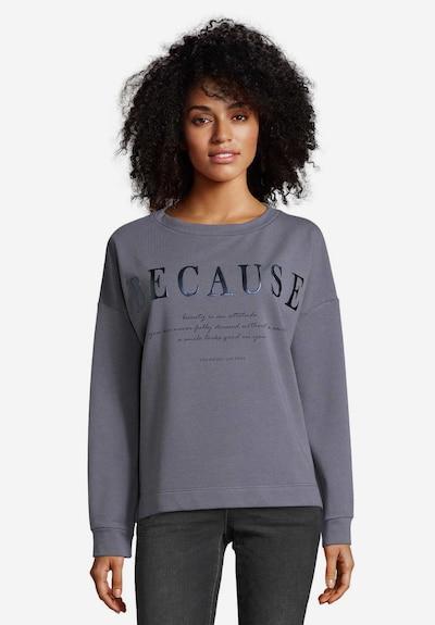Betty Barclay Sweatshirt in grau: Frontalansicht
