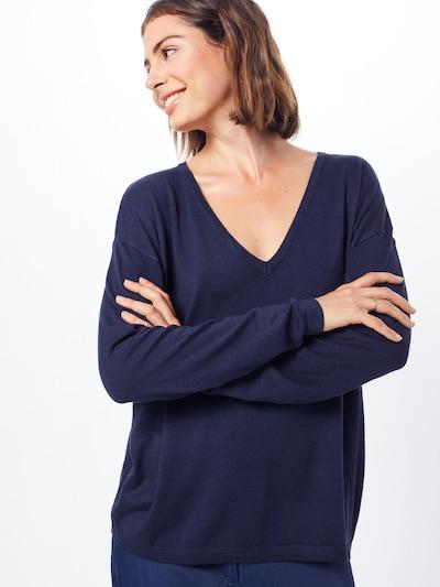 ICHI Džemperis 'MAFA V LS2' pieejami zils: Priekšējais skats
