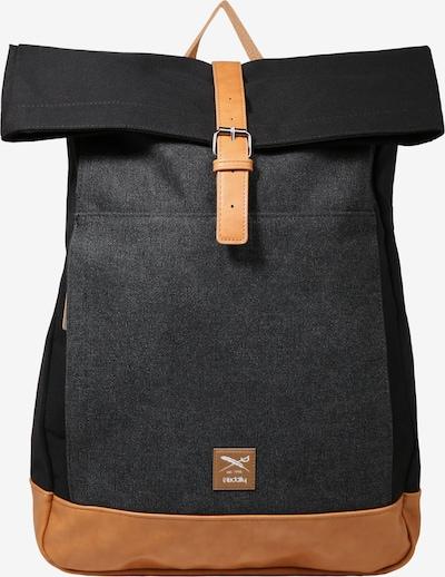 Iriedaily Plecak w kolorze czarnym, Podgląd produktu