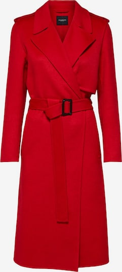 SELECTED FEMME Trenchcoat in rot, Produktansicht