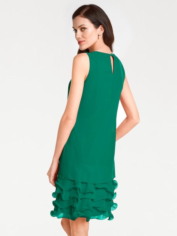 Foncé Robe En Vert En Vert Heine Robe Foncé Heine n80vNwOm