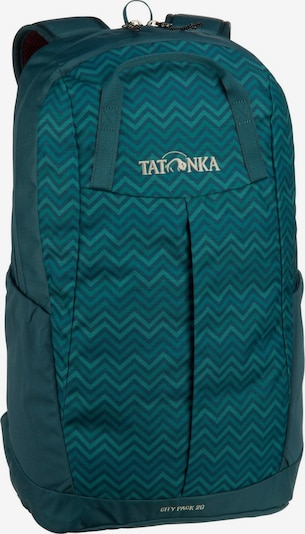 TATONKA Rucksack 'City Pack 20' in türkis / pastellblau, Produktansicht