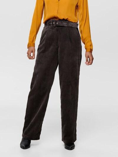 ONLY Hose in schoko, Modelansicht