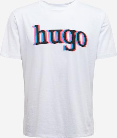 HUGO Shirt 'Dontrol' in weiß, Produktansicht