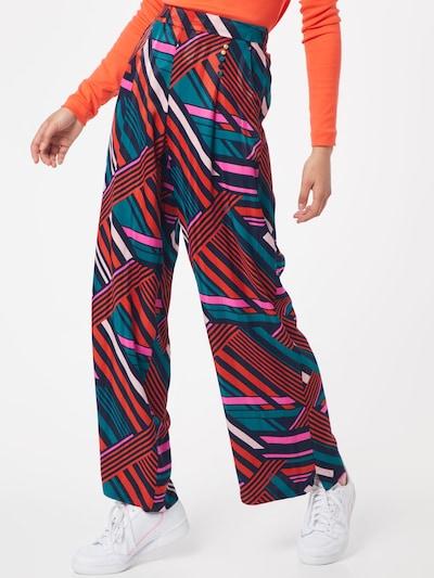 NÜMPH Hose 'Nunalani' in mischfarben, Modelansicht