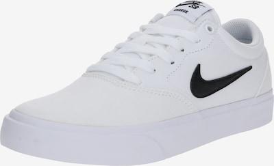 Nike SB Sneaker 'Charge SLR' in schwarz / weiß, Produktansicht