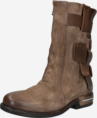 A.S.98 Stiefel 'Teal' in braun, Produktansicht