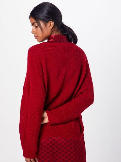 DRYKORN Džemperis 'NOLIMA' pieejami sarkans: Aizmugures skats