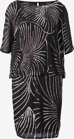 heine Sukienka koktajlowa w kolorze czarny