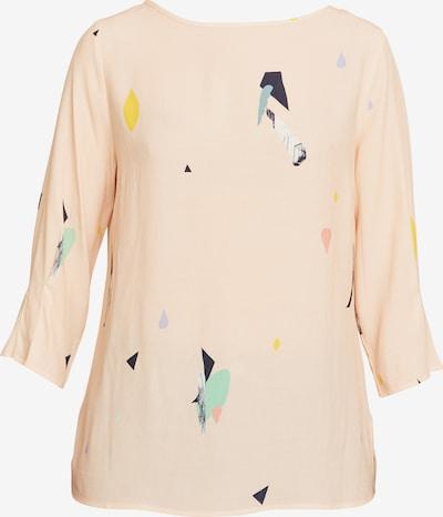 ECHTE Bluse 'Linda' in kitt, Produktansicht
