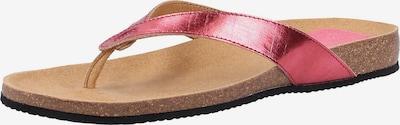 SCHOLL Sandalen in rot, Produktansicht