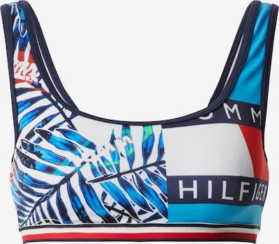 Tommy Hilfiger Underwear Damen - Wäsche & Bademode 'BRALETTE' in hellblau / dunkelblau / mischfarben / rot / weiß, Produktansicht
