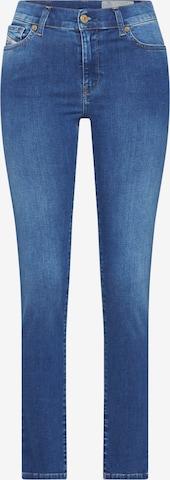 DIESEL Jeans 'D-ROISIN' i blå