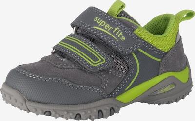 SUPERFIT Halbschuhe 'Sport7 Mini' in basaltgrau / apfel, Produktansicht