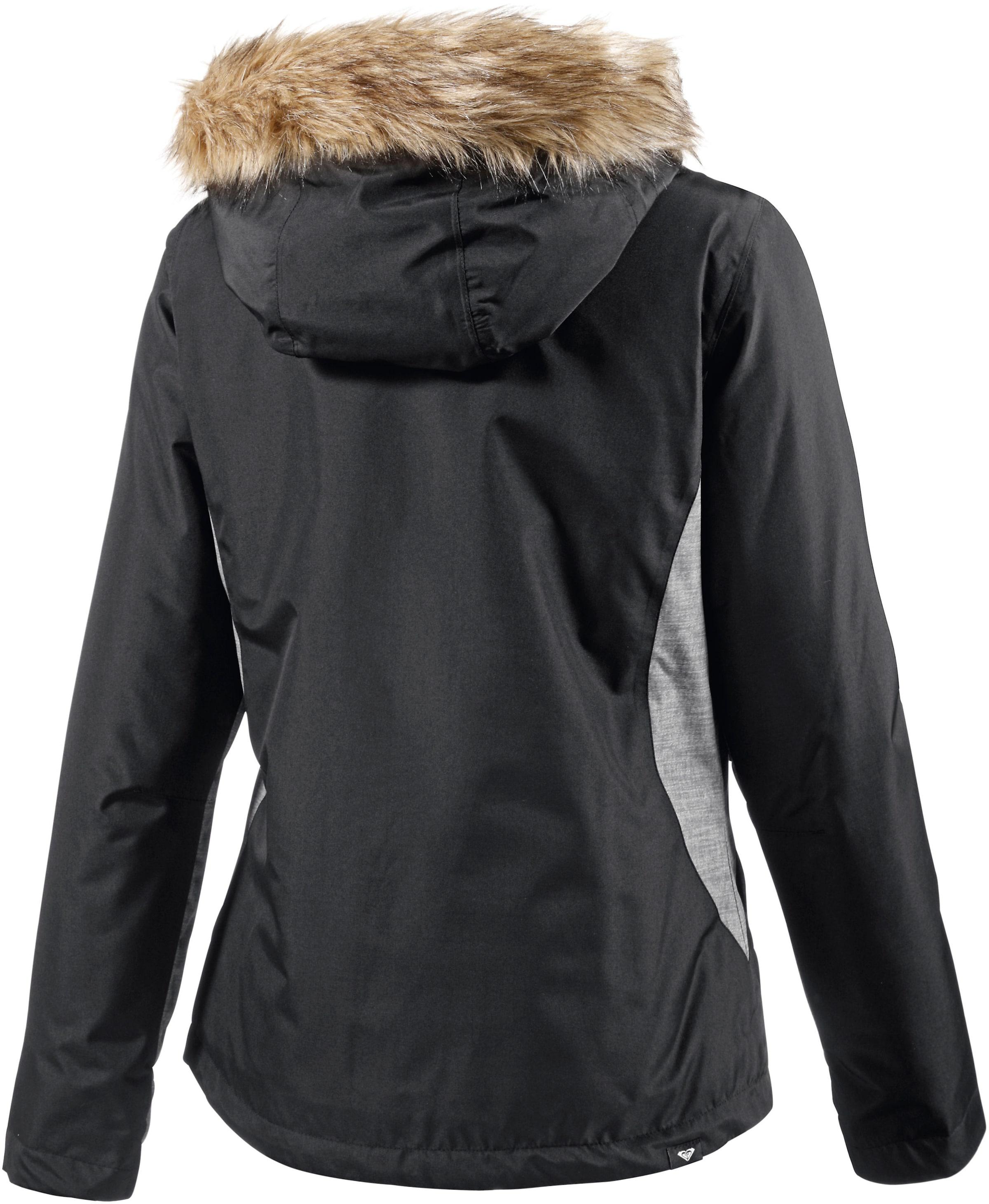 Billige Wahl ROXY Winter White Snowboardjacke Neue Online-Verkauf NClWb