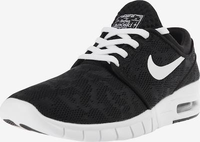 Nike SB Sneaker 'Stefan Janoski Max' in schwarz / weiß, Produktansicht