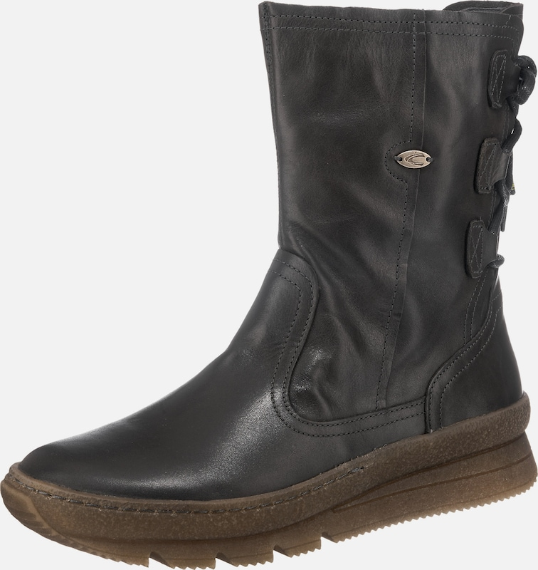 CAMEL ACTIVE 'Authentic 73' Stiefel in bordeaux | ABOUT YOU