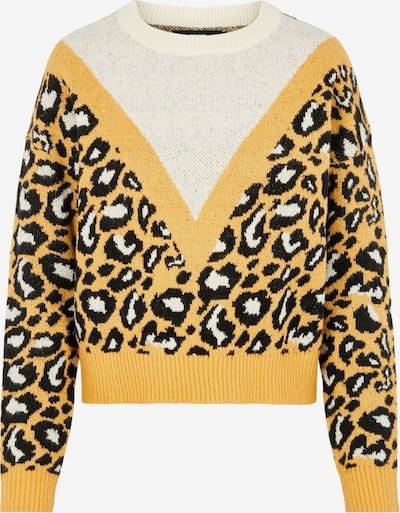 VERO MODA Pullover in beige / gelb: Frontalansicht
