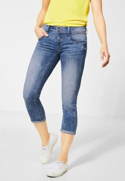 STREET ONE Jeans in blau: Frontalansicht