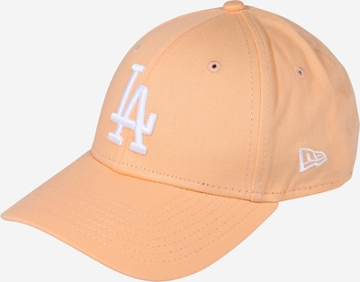 NEW ERA Cap 'ESSENTIAL 9FORTY' in apricot / weiß, Produktansicht