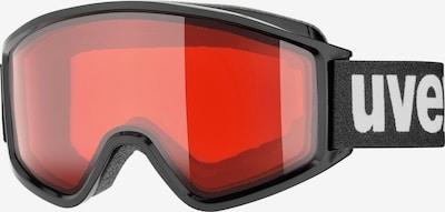 UVEX Skibrille 'G.Gl 3000 LGL' in schwarz / weiß, Produktansicht