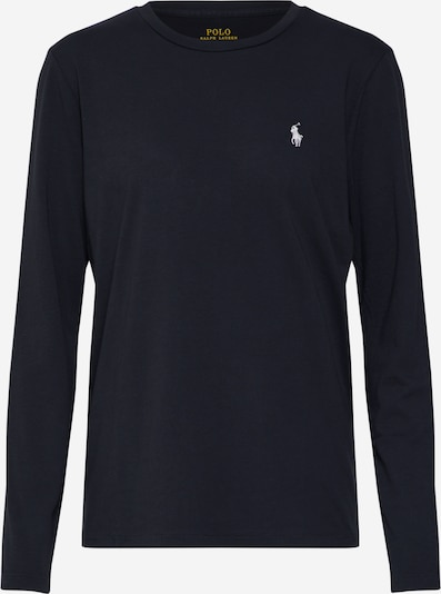 POLO RALPH LAUREN Shirt in Black / White, Item view