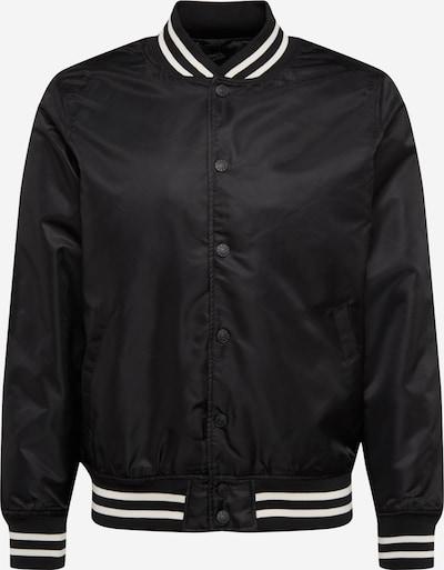 Demisezoninė striukė 'Chuck Bomber Jacket' iš DEUS EX MACHINA , spalva - juoda, Prekių apžvalga
