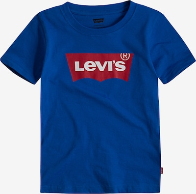 LEVI'S Shirt 'Batwing Tee' in blau, Produktansicht