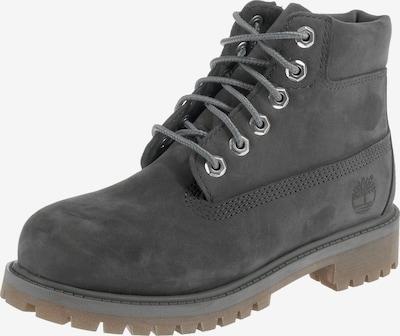 TIMBERLAND Schnürstiefel 'Premium Boot' in basaltgrau, Produktansicht