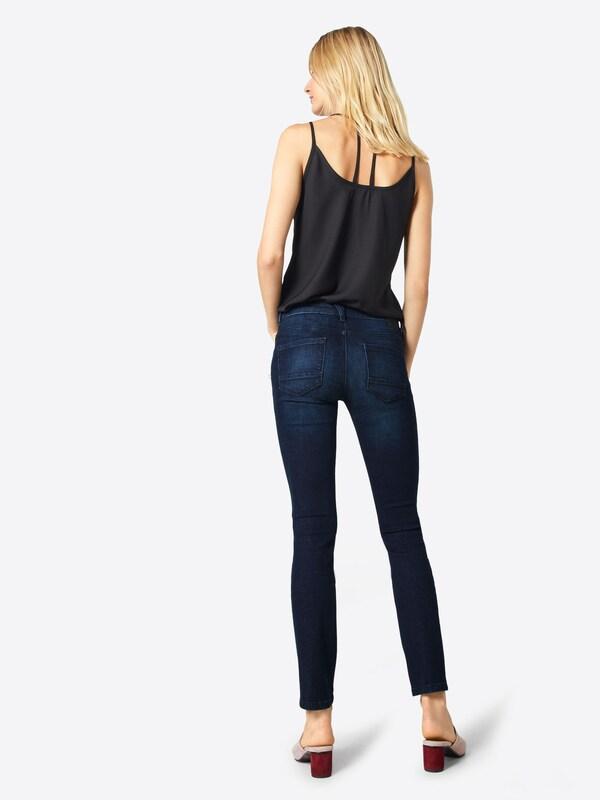 Blauw Tom Tailor In Denim Jeans TFKc3Jl1