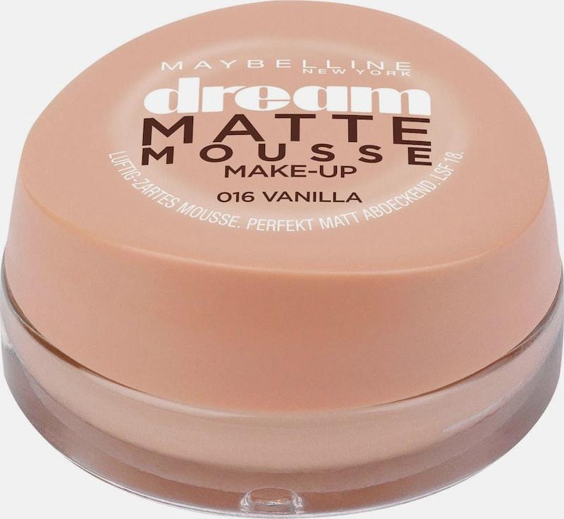 MAYBELLINE New York 'Dream Matte Mousse Make-up', Foundation
