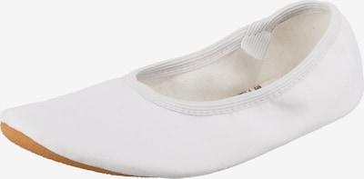 BECK Gymnastikschuhe in weiß, Produktansicht