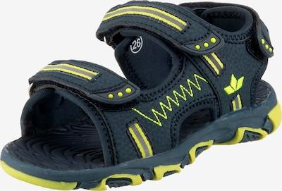 LICO Sandalen in blau, Produktansicht