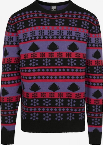Urban Classics Pullover in Mischfarben