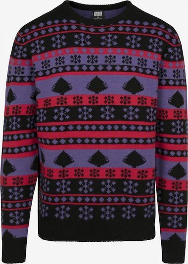 Urban Classics Džemperis lillā / rozā / melns, Preces skats
