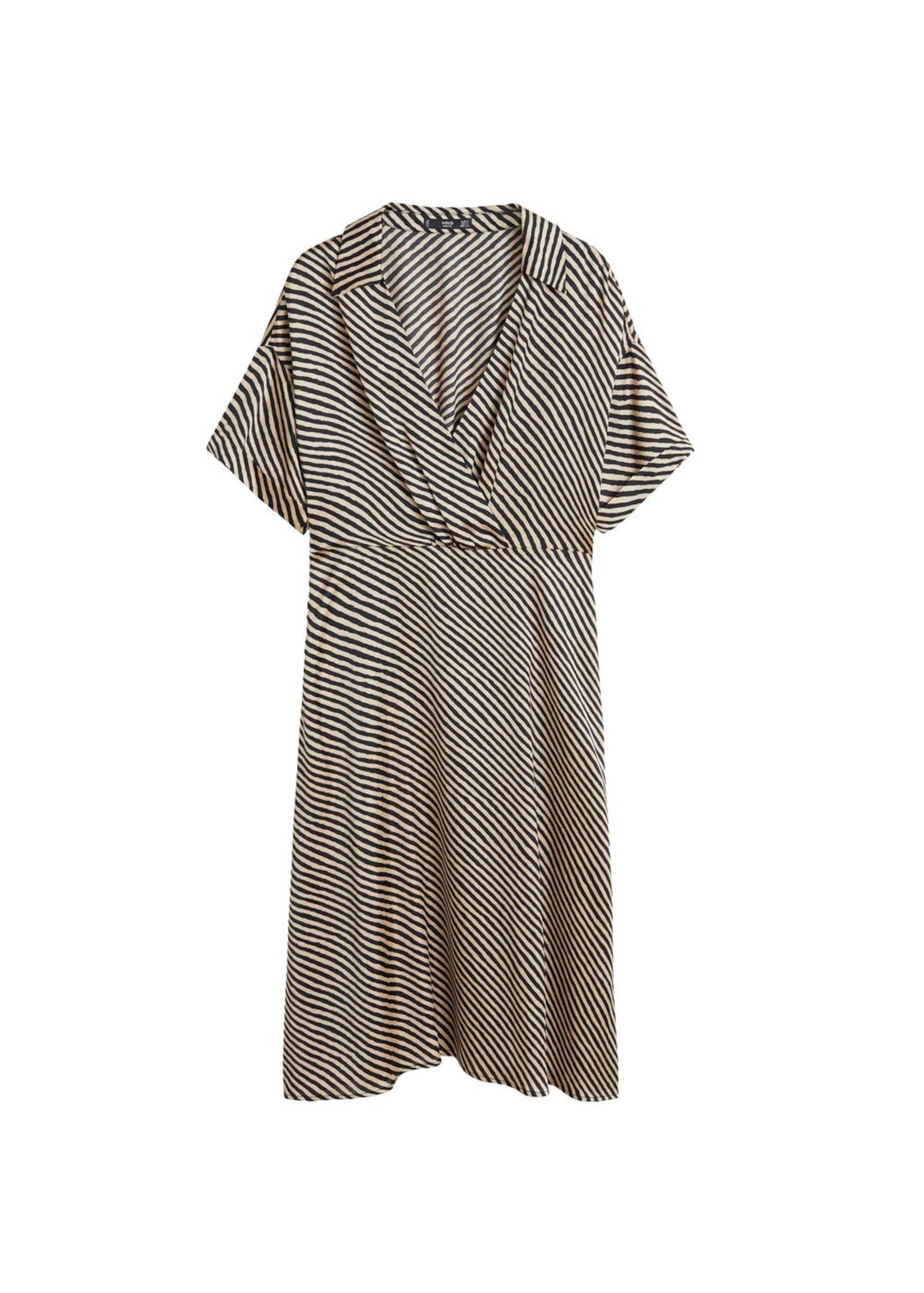 Mango 'mondrian' Kleid 'mondrian' 'mondrian' Mango Kleid Schwarz Mango In Schwarz Kleid In 0wnP8Ok