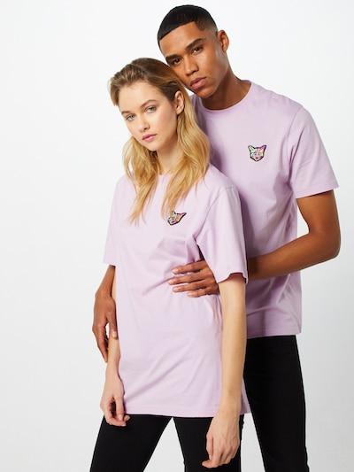ABOUT YOU X PARI T-Shirt 'Theresa' en lilas: Vue de face