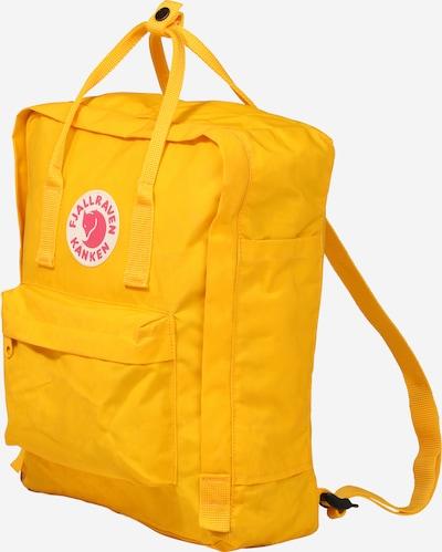 Fjällräven Sportrugzak 'Kånken' in de kleur Geel, Productweergave
