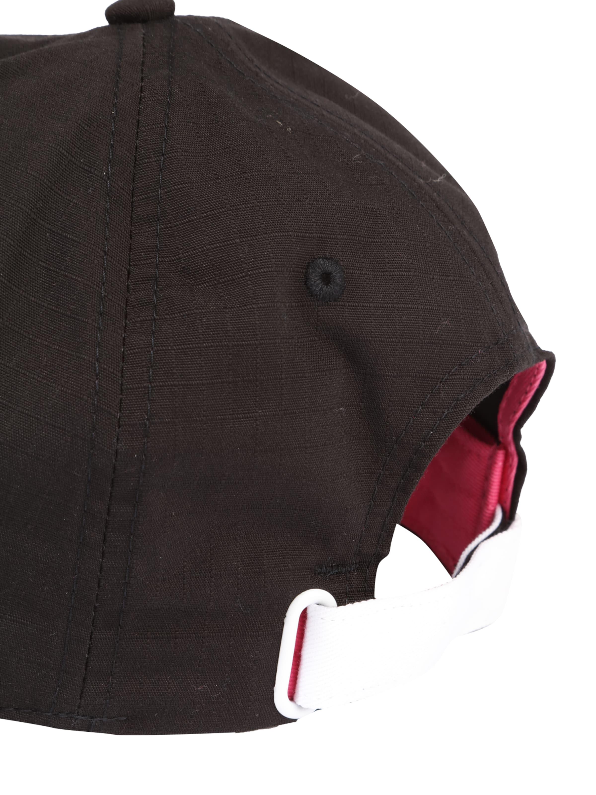 Rabatt Fälschung Breite Palette Von Calvin Klein Kappe mit Logo-Patch Finish Zum Verkauf Beliebt Wählen Sie Eine Beste JpjThW