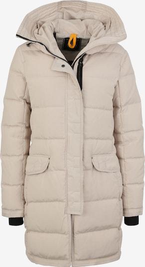 BLONDE No. 8 Parka 'Davos' in beige / creme / silber, Produktansicht