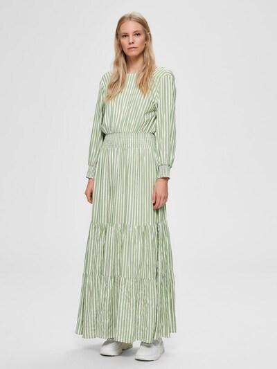 SELECTED FEMME Kleid in grün, Modelansicht