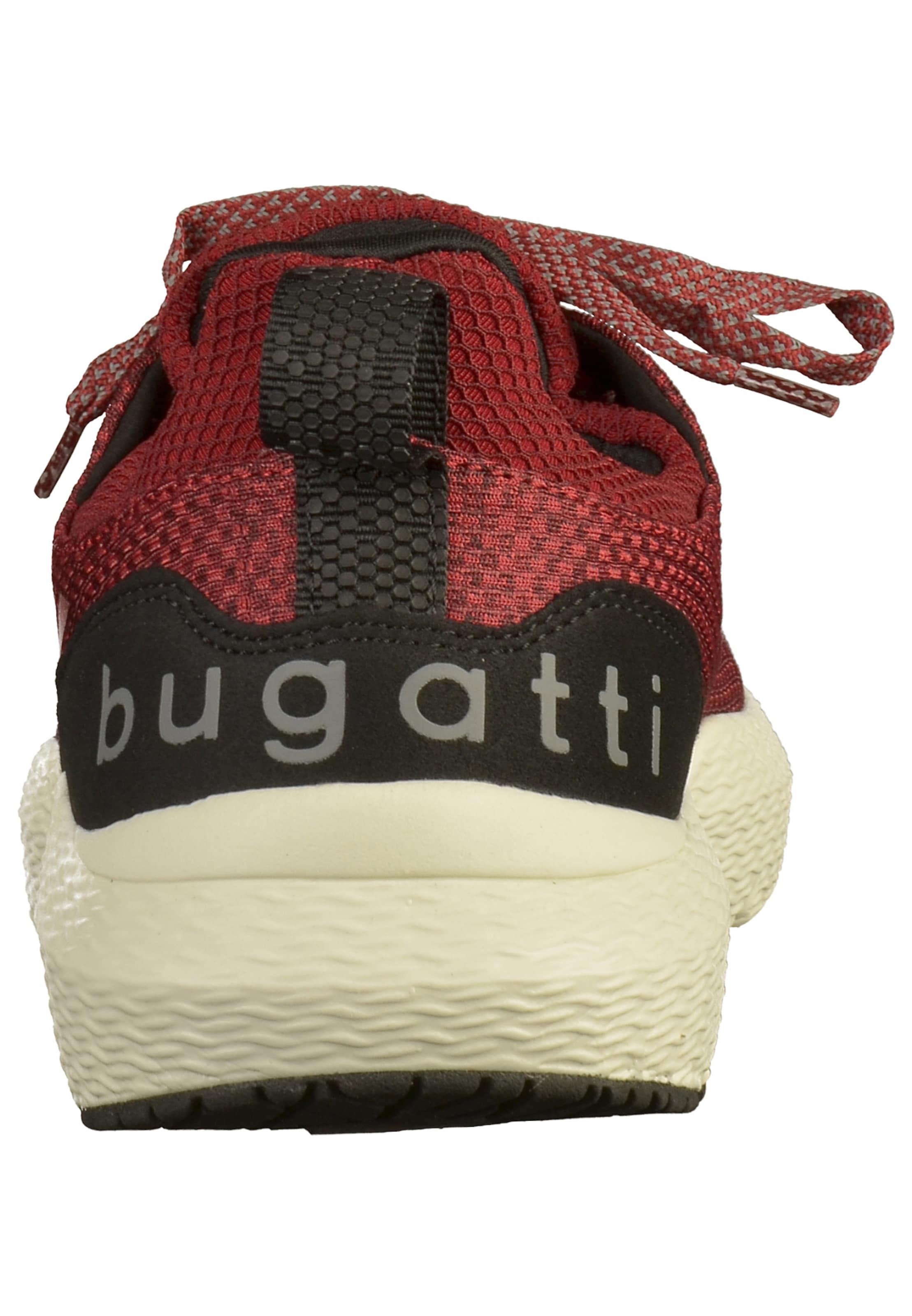 En Bugatti Basses BordeauxNoir En Basses Baskets Bugatti Baskets 7yYbv6gf