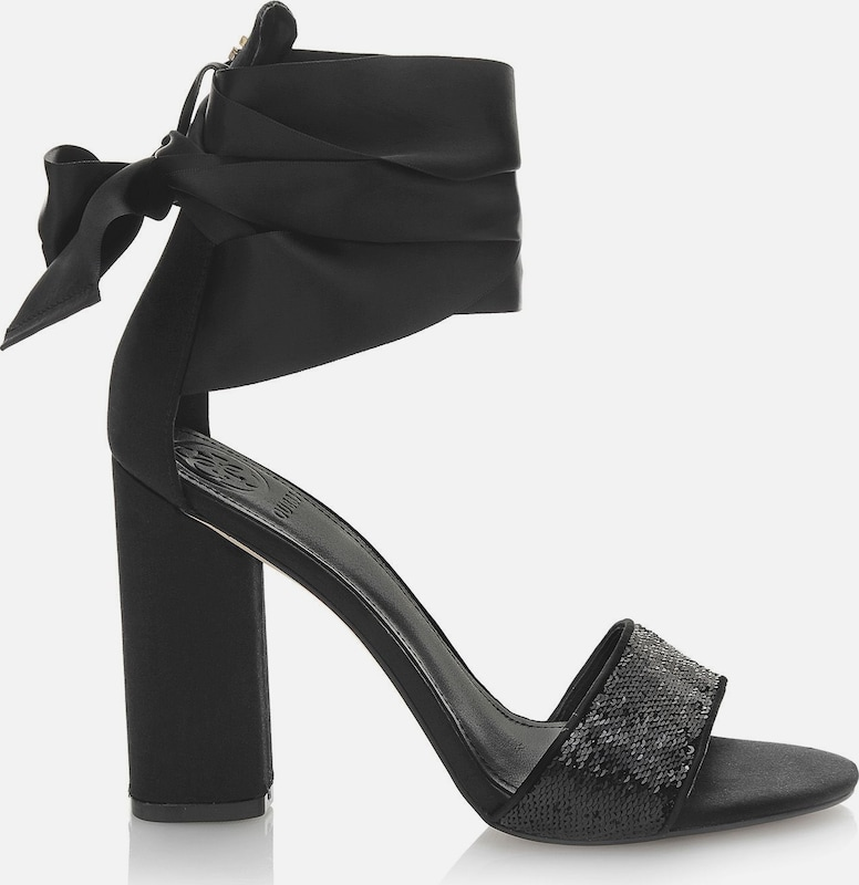Haltbare | Mode billige Schuhe GUESS | Haltbare Sandalette 'ALLISON' Schuhe Gut getragene Schuhe 609973