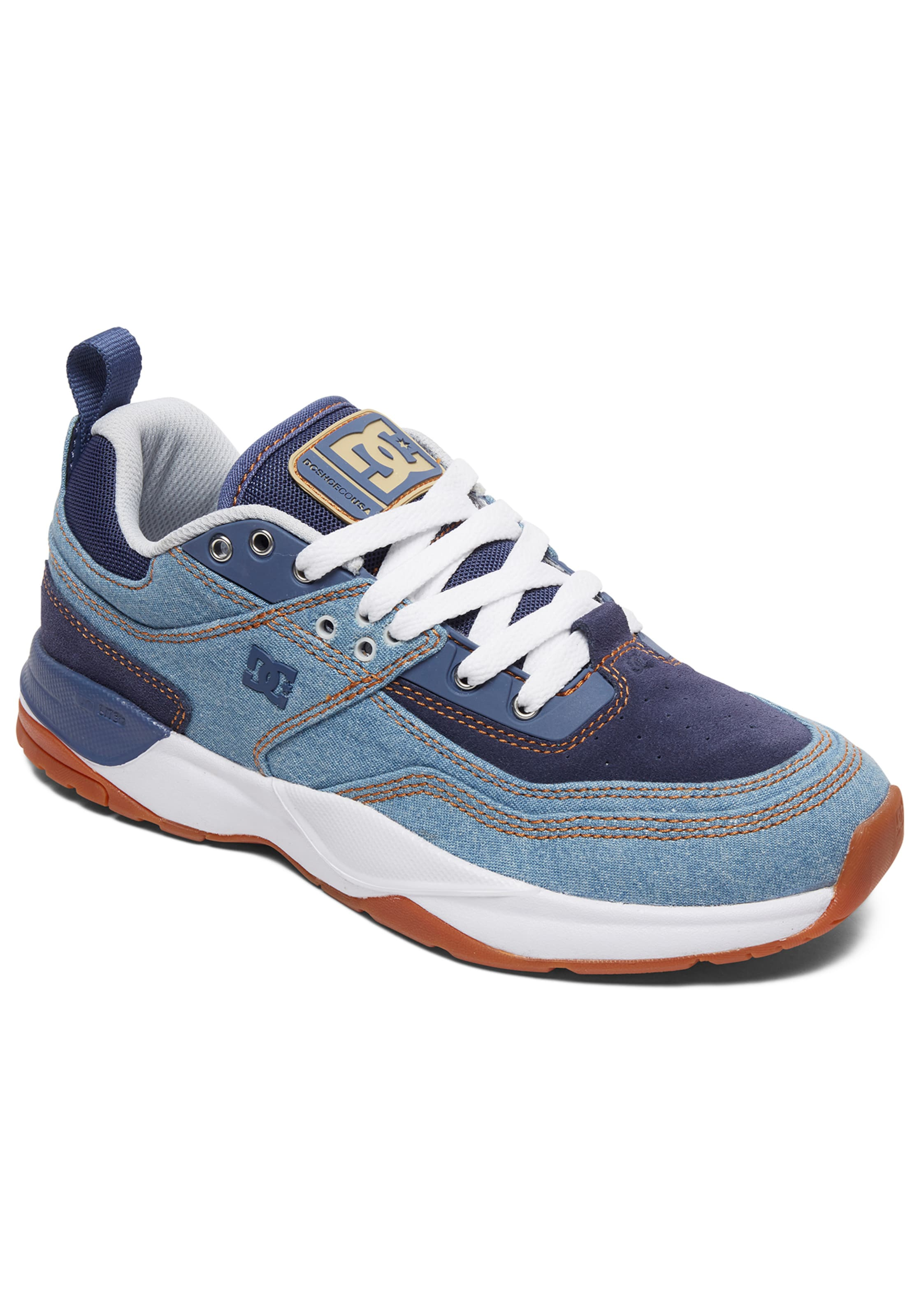 Dc Se' Tx ' Sneaker Hellblau Shoes In NachtblauTaubenblau n0PwkOX8