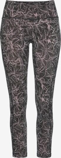 LASCANA ACTIVE Leggings in rosé / schwarz, Produktansicht