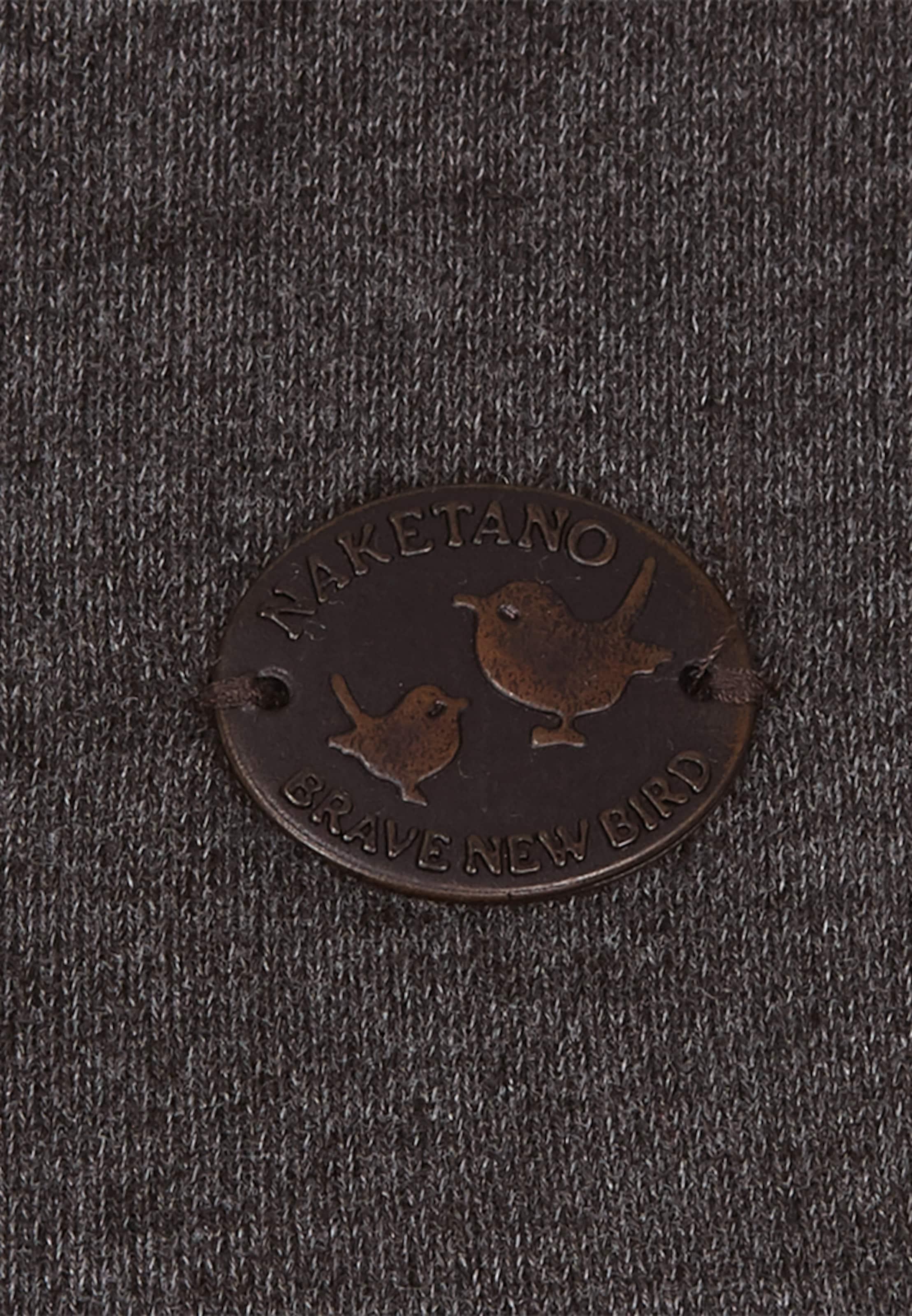 'frida shirt T Joanski' En Naketano Anthracite m08nNw