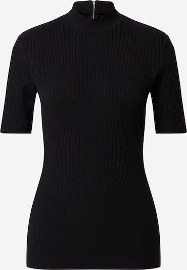 HUGO Shirt 'Dinane' in de kleur Zwart, Productweergave